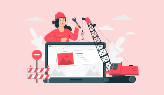 WordPress karbantartás (maintenance) mód